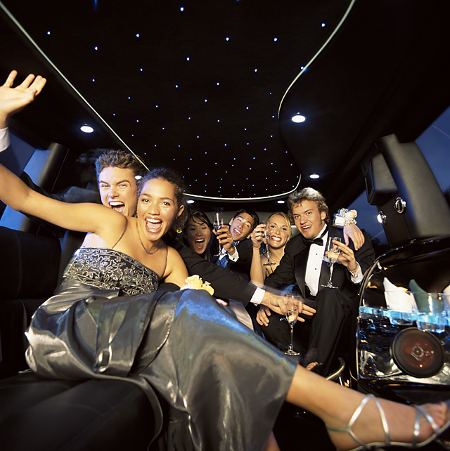 Image result for limo prom